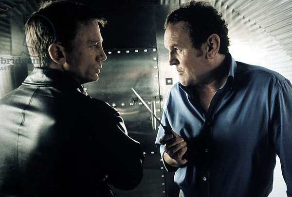 LAYER CAKE, Daniel Craig, Colm Meaney, 2004, (c) Sony Pictures Classics/courtesy Everett Collection