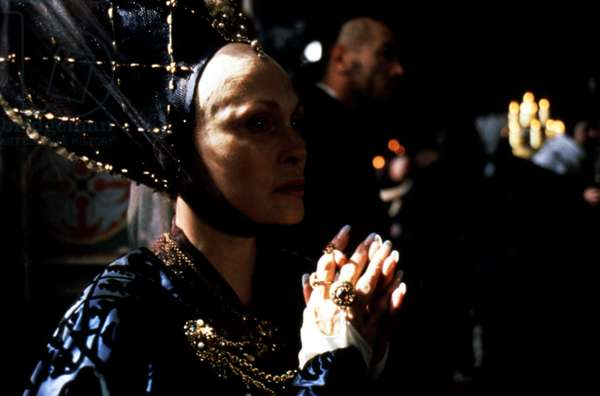 THE MESSENGER: THE STORY OF JOAN OF ARC, Faye Dunaway, 1999, (c) Columbia/courtesy Everett Collection