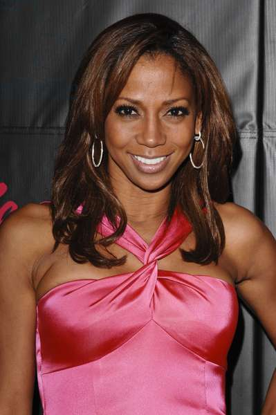 Holly Robinson Peete: Holly Robinson Peete at arrivals for 50th Anniversary Birthday Party for Mattel's Barbie Doll, Barbie Malibu Dream House by Jonathan Adler, Malibu, CA March 09, 2009. Photo By: Roth Stock/Everett Collection