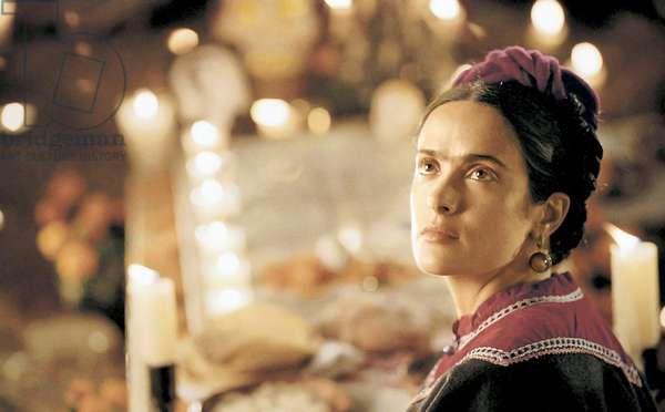 FRIDA, Salma Hayek (as Frida Kahlo), 2002