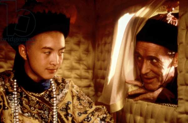 THE LAST EMPEROR, Wu Tao, Peter O'Toole, 1987, (c)Columbia Pictures/courtesy Everett Collection