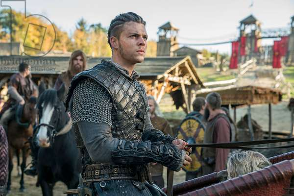 VIKINGS, Alex Hogh Andersen in 'The Departed, Part 1', (Season 5, Episode 511, aired November 28, 2018), ph: Jonathan Hession / © History Channel / courtesy Everett Collection