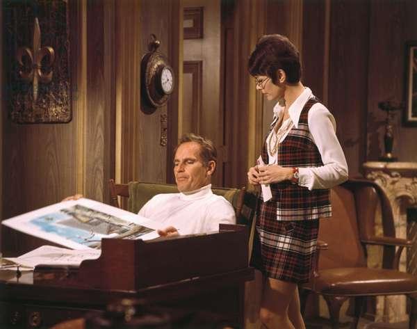 NUMBER ONE, Charlton Heston, Jessica Walter, 1969