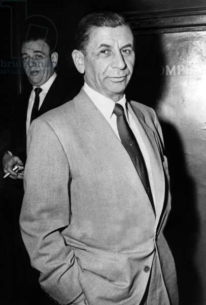 Meyer Lansky: Meyer Lansky (1902-1983), underworld financier who built gambling casinos in Cuba and Las Vegas in 1958. He inspired movie characters: Hyman Roth, portrayed by Lee Strasberg in GODFATHER II, and Max Bercovicz, by James Woods ONCE UPON A TIME IN AMERICA. He was portrayed by Ben Kingsly in BUGSY, Dustin Hoffman in THE LOST CITY, and Patrick Dempsey in MOBSTERS.
