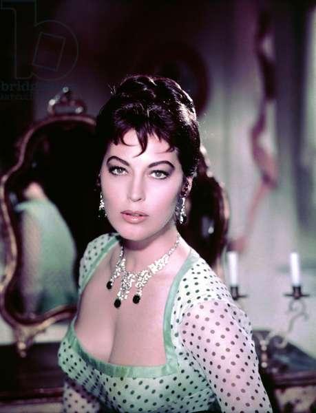 THE NAKED MAJA, Ava Gardner, 1958