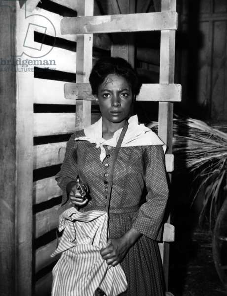 THE GREAT ADVENTURE, Ruby Dee as Harriet Tubman, Ep. 'Go Down, Moses', aired November 8, 1963.