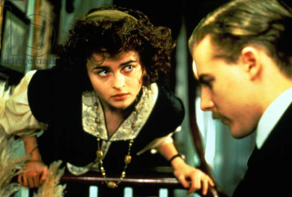 HOWARDS END, Helena Bonham Carter, Sam West, 1992