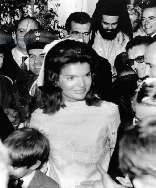 Mariage de Jackie Kennedy