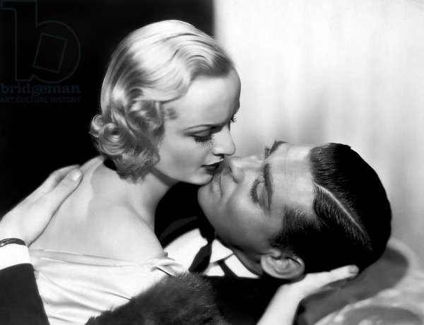 NO MAN OF HER OWN, from top: Carole Lombard, Clark Gable, 1932