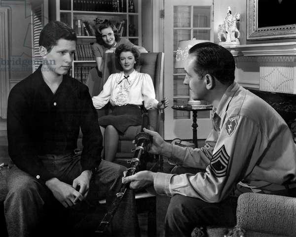 Les plus belles annees de notre vie: THE BEST YEARS OF OUR LIVES, Michael Hall, Teresa Wright, Myrna Loy, Fredric March, 1946