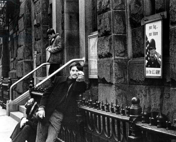 GREETINGS, Robert De Niro, 1968