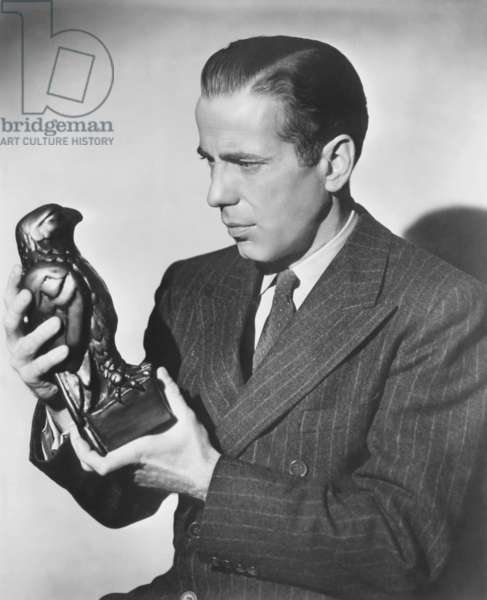 THE MALTESE FALCON, Humphrey Bogart, 1941