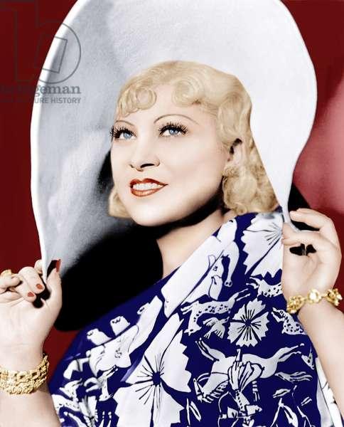 Mae West, ca. 1933