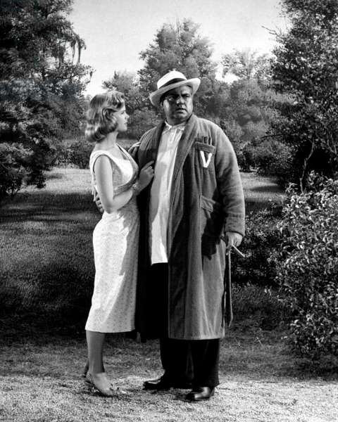 Les Feux de l'ete: THE LONG, HOT SUMMER, Lee Remick, Orson Welles, 1958, TM and Copyright © 20th Century Fox Film Corp. All rights reserved, Courtesy: Everett Collection
