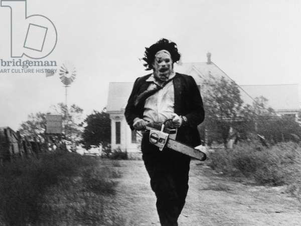 Massacre a la troconneuse: THE TEXAS CHAINSAW MASSACRE, Gunnar Hansen, 1974