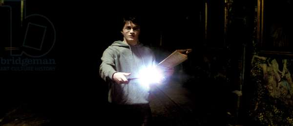 HARRY POTTER AND THE PRISONER OF AZKABAN, Daniel Radcliffe, 2004, (c) Warner Brothers/courtesy Everett Collection