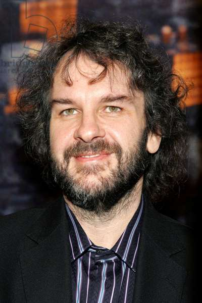 Peter Jackson at arrivals for KING KONG Premiere, Loews E-Walk and AMC Empire 25 Theaters, New York, NY, December 05, 2005. Photo by: Gregorio Binuya/Everett Collection
