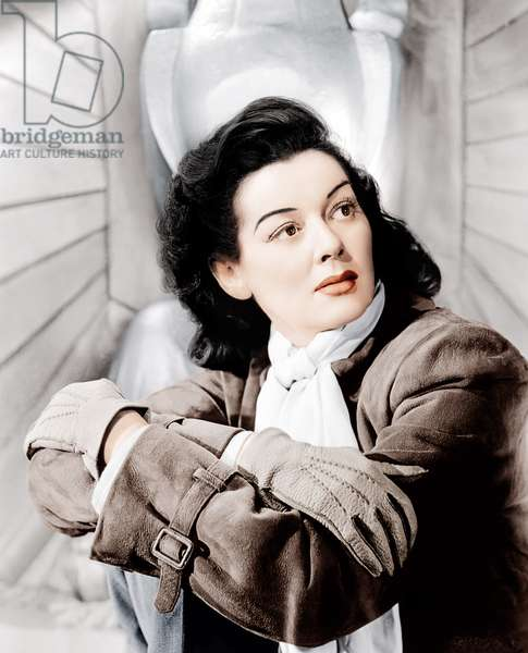 Perdue sous les tropiques: FLIGHT FOR FREEDOM, Rosalind Russell, 1943