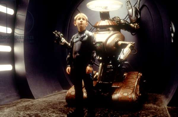 LOST IN SPACE, Jack Johnson, 1998, robot