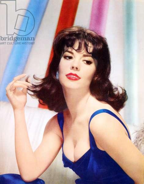 Natalie Wood, circa 1962 NWOD 002CP(66958)