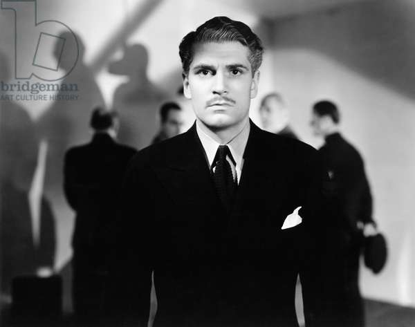 REBECCA, Laurence Olivier, 1940