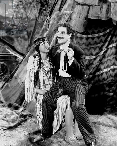 Chercheurs d'or: GO WEST, Groucho Marx, 1940