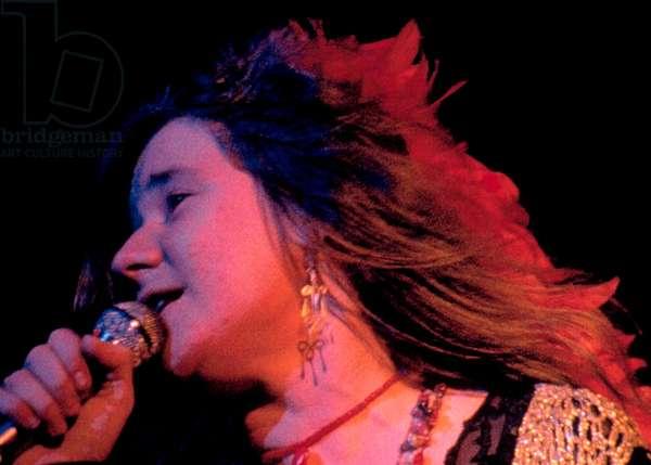 FESTIVAL EXPRESS, Janis Joplin, 2003 (film still)