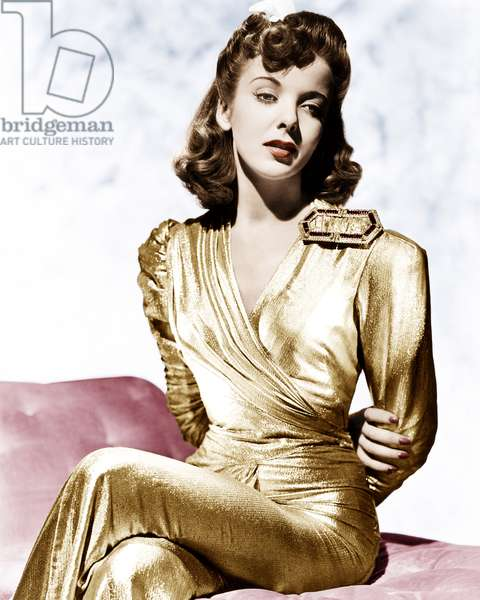 Ida Lupino, ca. 1940s