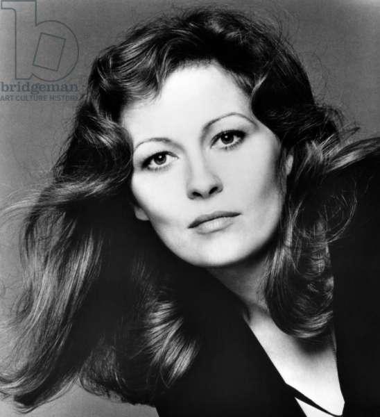 Faye Dunaway, 1980