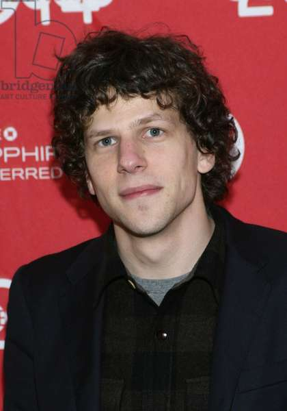 Jesse Eisenberg at arrivals for THE DOUBLE Premiere at Sundance Film Festival 2014, The MARC, Park City, UT January 17, 2014. Photo By: James Atoa/Everett Collection
