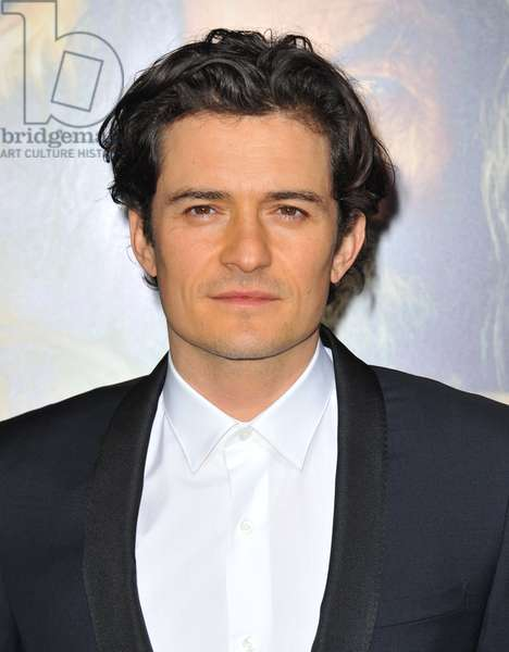 Orlando Bloom at arrivals for THE HOBBIT: THE DESOLATION OF SMAUG Premiere, Dolby Theater, Los Angeles, CA December 2, 2013. Photo By: Dee Cercone/Everett Collection