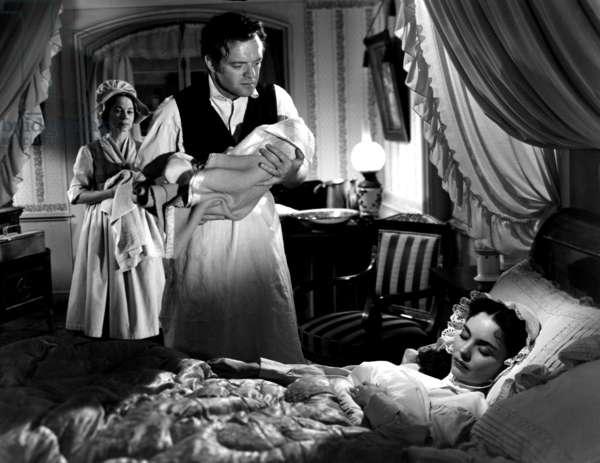 Madame Bovary: MADAME BOVARY, Ellen Corby, Van Heflin, Jennifer Jones, 1949