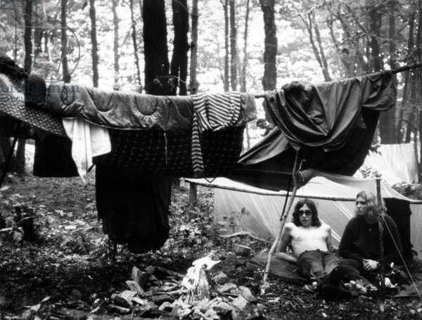 Festival de Woodstock: WOODSTOCK, festival goers, 1970