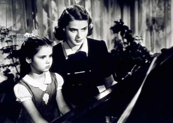 INTERMEZZO, Ann E. Todd, Ingrid Bergman, 1939