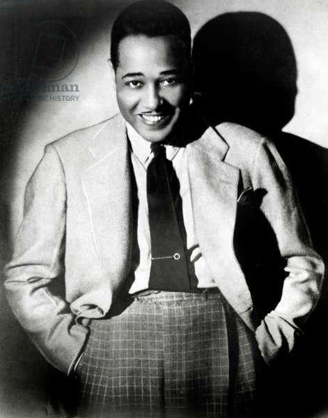 Duke Ellington, portrait ca. 1930.