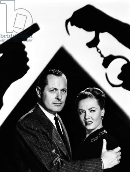 La dame du lac: LADY IN THE LAKE, Robert Montgomery, Audrey Totter, 1947