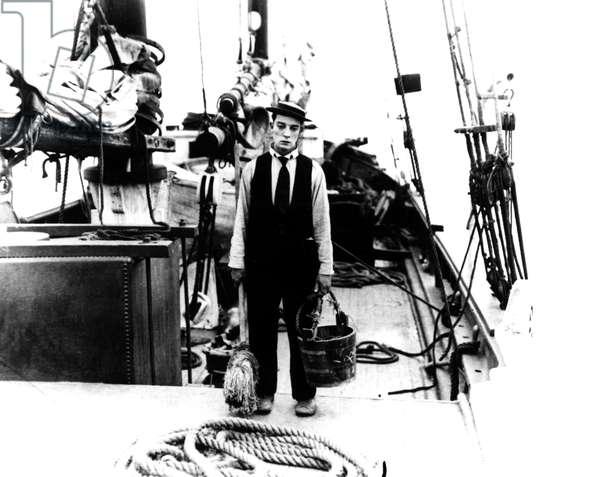 NAVIGATOR, Buster Keaton, 1924