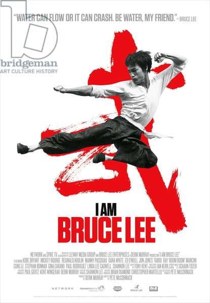 I AM BRUCE LEE: I AM BRUCE LEE, Bruce Lee, 2011. ©D&E Entertainment/courtesy Everett Collection