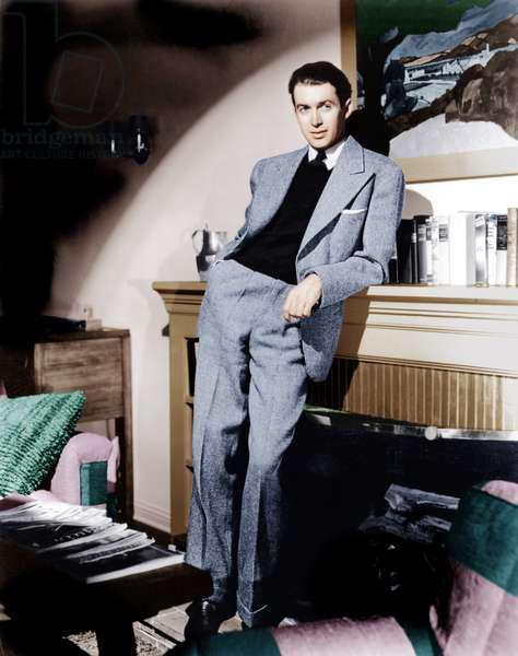 James Stewart, ca. 1940s