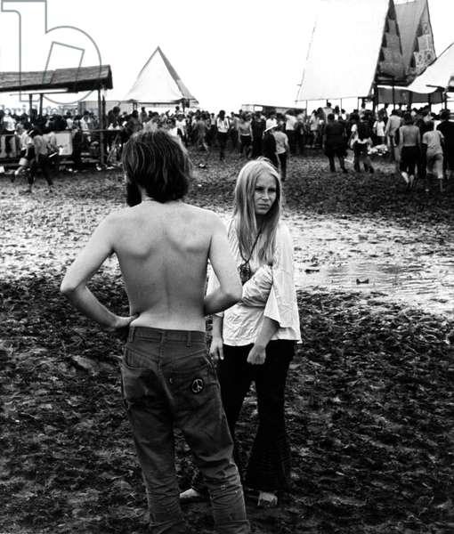 Festival de Woodstock: WOODSTOCK, 1969.