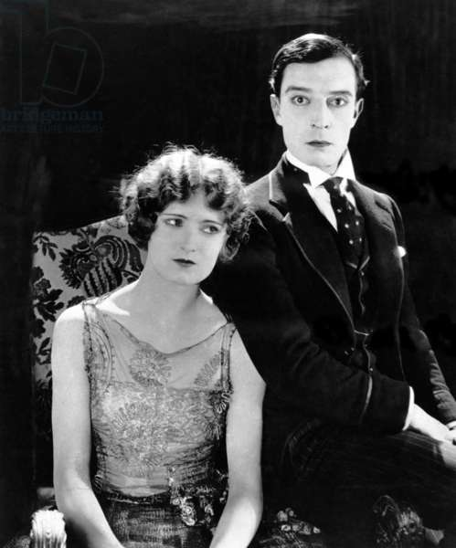 Sherlock Jr: SHERLOCK JR., Kathryn McGuire, Buster Keaton, 1924
