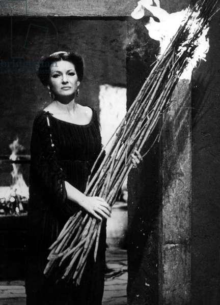 MEDEA, Maria Callas, 1969