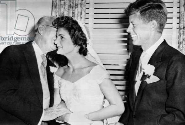 Mariage de JFK et Jackie