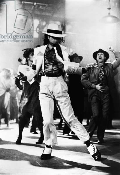 MOONWALKER, Michael Jackson, 'Smooth Criminal' music video, 1988. �Ultimate Productions/courtesy Eve