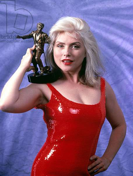 DEBBIE HARRY, 2nd Annual International Rock Awards, 1990.