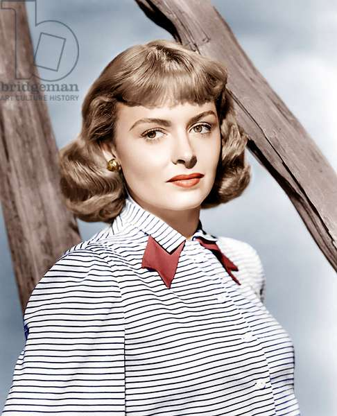 Donna Reed, ca. early-mid 1950s