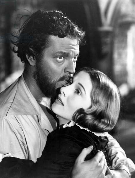 JANE EYRE, Orson Welles, Joan Fontaine, 1944 TM and Copyright (c) 20th Century Fox Film Corp. All rights reserved.