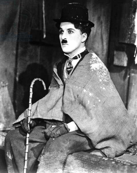 THE GOLD RUSH, Charlie Chaplin, (aka, Charles Chaplin), 1925