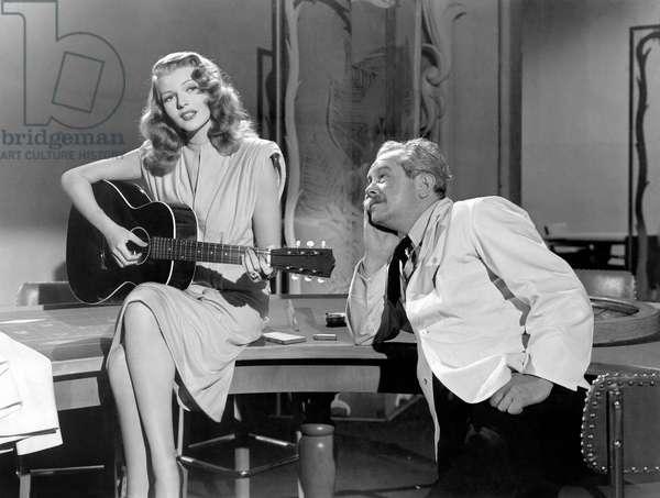 Gilda: GILDA, Rita Hayworth, 1946
