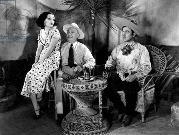 The Broken Wing: THE BROKEN WING, from left: Lupe Velez, George Barbier, Leo Carrillo, 1932